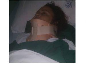 Mujer agredida por su esposo en Hato del Yaque pierde la memoria