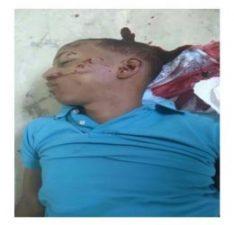 Raso mata su compañero en cuartel PN de Camboya Santiago