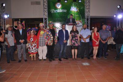 Anuncian carnaval de Santiago 2018; Eddy Herrera será el Rey Lechón del Carnaval