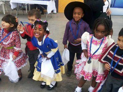 Inmigración de Haití hacia Chile aumentó un 114 por ciento en 2017