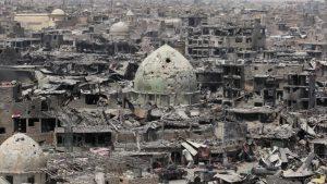 Reconstruir a Irak se lleva 100,000 millones de dólares