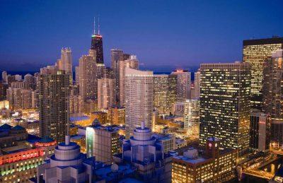 hoteles chicago