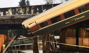 Descarrila tren del Metro en Washington