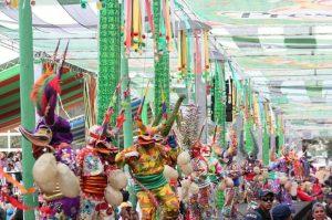 Este domingo 4 de febrero inicia carnaval de Santiago 2018