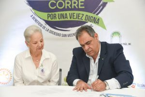 ¨Por una vejez digna¨, Santiago Corre en marzo 2020