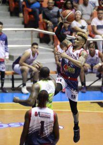 Víctor Liz pone números para la historia Baloncesto Santiago