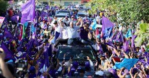 Gonzalo Castillo deplora que candidatos no quieran elecciones porque no quieren que les cuenten los votos