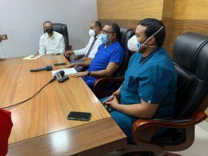 Hospital HEMMI amplían camas para Covid-19 incluyendo emergencia especializadas para esos pacientes