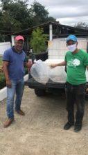 Empresarios dona 400 mil Alevínes que fueron liberados en fuentes acuíferas de la Isabela