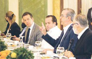 """Luis Abinader sobre precio de los Combustibles """"Ito no es el culpable"""""""