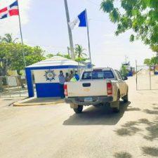 Desconocidos roban cableado eléctrico muelle de Barahona, operaciones siguen detenida