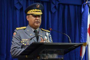 General @maximobaezaybar nuevo Director Regional Cibao Central con asiento en Santiago