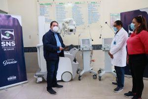 SNS entrega alrededor de RD$20 millones en equipos a seis centros de Santo Domingo