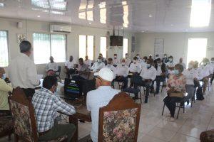 Intabaco realiza encuentro con agrónomos para revisar programa transferencia tecnológica