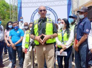 Coraasan invierte más de 16 millones de pesos para saneamiento de sectores en Cienfuegos.