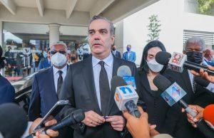 Presidente Abinader califica muerte de Leslie Rosado como acto de salvajismo y garantiza se hará justicia